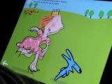 Les Histoires de lapin - Un livre numérique pour enfants signé Europa-Apps