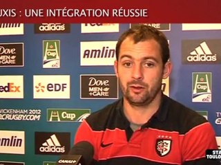 Stade-Connacht : Interview de J-B Elissalde