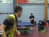 Visages du Sport : Simon Soulard, Tennis de Table
