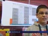 Reportage France3 Forum des Mathématiques d'Aix-en-Provence 16 janvier 2012
