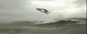Big Forward Loop by Yanick Battle Gopro HD windsurf