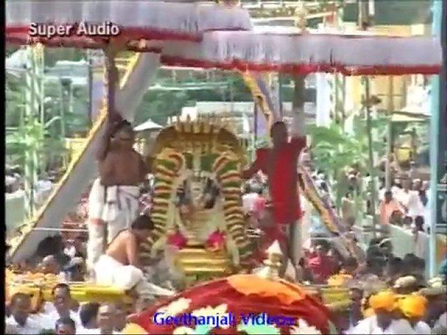 Sri Venkatesa Vaibhavam — Sanskrit Recital