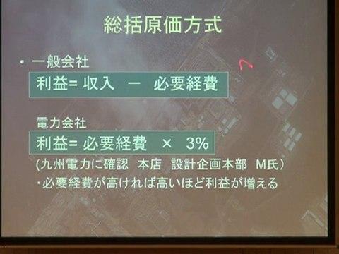 フクシマの真実と内部被曝(1) 2012年.1月18日(水)