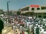 حماة كفر زيتة مظاهرات جمعة صمتكم يقتلنا 29-7-2011
