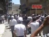 مظااهرة داريا جمعة صمتكم يقتلنا 29-7-2011 ج2
