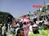 سراقب ـ (صور المعتقلين) جمعة صمتكم يقتلنا 29-7-2011