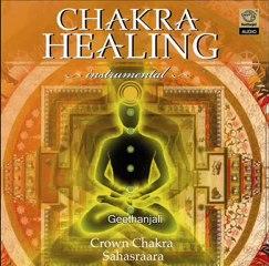 Chakra Healing - The Crown Chakra Sahasraara Chakra Meditation Music