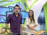 "Alexander Rybak in Romanian morning show ""Neatza cu Razvan si Dani"". 19.01.2012"