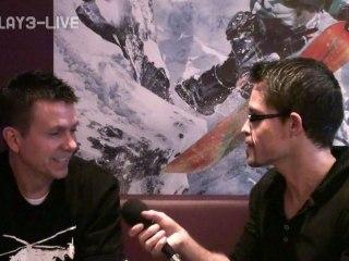 Interview de Todd Batty, Creative Director du jeu de SSX