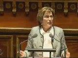 MN-Lienemann débat sur les négociations internationales climatiques 17 janvier 2012