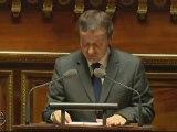 Maurice Vincent, débat sur l'état des négociations internationales climatiques du 17 janvier 2012