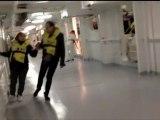 Costa Concordia: Dramatic footage showing the evacuation