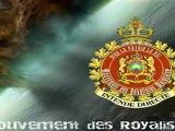 Mouvement des Royalistes Marocains الله الوطن الملك
