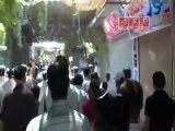 فري برس - مظاهرات جمعة بشائر النصر في منطقة القدم 19-9-2011