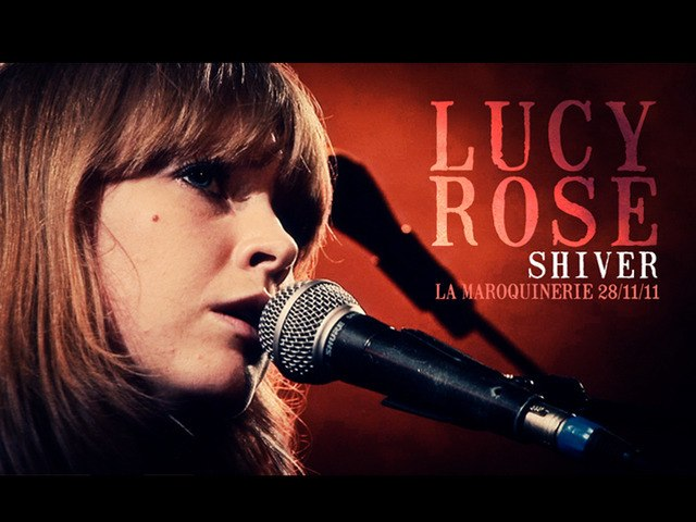 Lucy Rose - Shiver (live at la Maroquinerie)