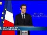 Soldats tués en Afghanistan : N. Sarkozy évoque retour anticipé des troupes françaises