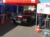 Rallye de la porcelaine historique 2011 1ére étape : samedi