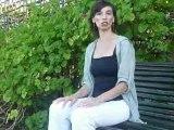 Cómo estar sentado sin cansarse - Feldenkrais con Lea Kaufman