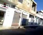 فري برس   درعا خربة غزالة إضراب عام لليوم الثاني على التوالي وانتشار الأمن والشبيحة 17 10 2011