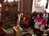 """SRUC 2012, 19 ianuarie, biserica greco-catolică """"Maica Domnului"""" - Bucureşti"""