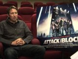 Joe Cornish talks about the Halo movie and Antman