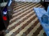 فري برس    حمص باباعمرو آثار الدمار الذي خلفه قصف عصابات الاسد على المنازل 27 10 2011
