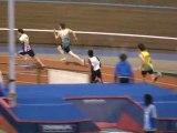 Delphin ZUGRANA - 200m en salle - CHampionnats de Gironde 2011 3ème journée