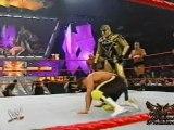 Goldust, Test & Scott Steiner vs. La Résistance & Chris Nowinski - Raw - 5/12/03