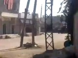 فري برس    درعا انخل انتشار مكثف لجيش بشار لارتكاب المجزرة 9 11 2011
