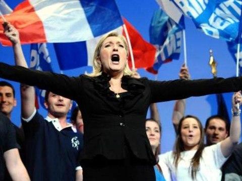 Suivez en Direct les Discours de Marine Le Pen