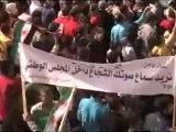 فري برس   حمص حي الخالدية جمعة تجميد العضوية صمتكم ياعرب يقتلنا 11 11 2011