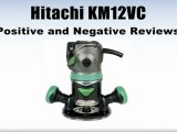 Hitachi KM12VC Plunge/Fixed Wood Router Kit Review