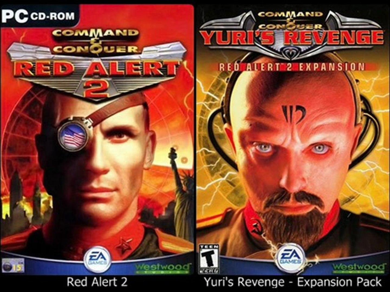 red alert 2 yuri revenge free download full version