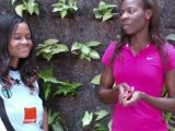 Amantle Montsho Interview In Libreville Gabon