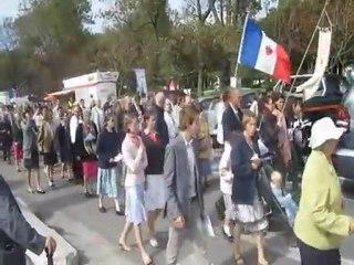 Procession à Notre Dame de Boulgone 2011 - église Saint-Louis - Boulogne sur Mer