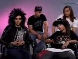 MTV Italy (23.05.2007) Tokio Hotel interview (Part 1) (с русскими субтитрами)