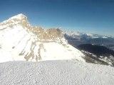 Ski Hors-piste Villard de LANS [1] - Vercors - Alpes du Nord - FRANCE