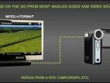 Archos DVR Snap-On for Archos 5 and Archos 7 Internet Media Tablets