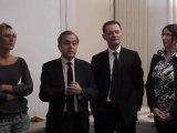 Galette des Rois des Jeunes UMP des Hauts de Seine 2012 - Extrait de l'intervention de Roger Karoutchi