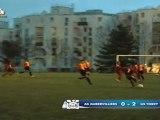 ASJ Aubervilliers 2 - 2 US Torcy (21/01/2012)