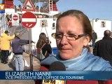 Costa Concordia : l'épave attire de plus en plus de touristes