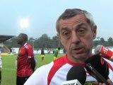CAN-2012: l'équipe du Mali du Français Alain Giresse s'entraîne au Gabon