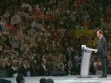 Discours de François Hollande au Bourget 1e partie