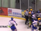 Hockey : Strasbourg VS Villars Ligue Magnus 2012