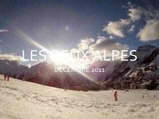 LES DEUX ALPES 2011 - vacances au ski