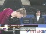 Alexei yagudin 2001 worlds SP