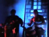 Performance at Platt Chapel, Rusholme, Manchester  2011 Sidiki Dembélé on Djembe and Karim M'Baye on