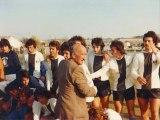 02 – Bernard Lando – « U Culombu et le Survol du Titre de Champion de France A.S.S.U 1976 » – Par téléphone Bastia Carqueiranne le 04 février 2010
