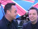 BGT: Ant and Dec admit to sharing a bed at the weekends!