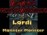 GuildWars - monster monster
